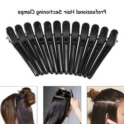 12PCS/Bag  Hair Grips Hairpins Duckbill Clips For Hairdressi