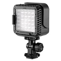 Neewer CN-LUX360 3200K-5600K Dimmable LED Video Light Lamp f