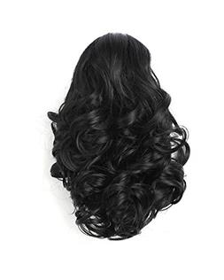 "OneDor® 12"" Curly Synthetic Clip In Claw Ponytail Hair Exte"