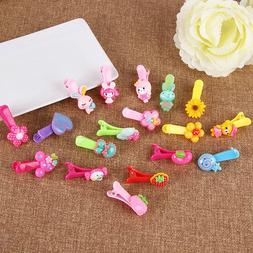 Colorful Kids Hair Clips Hairpins Hair Accessories For Baby