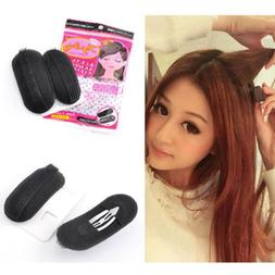 Convenient 2PCS Bump Up Volume Hair Inserts Clips Back Beehi