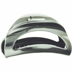 Camila Paris CP2412 Volume Silver French Hair Clip Claw No S