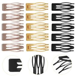 Double-grip Non-slip Barrettes Hair Side Clamps Hair Styling