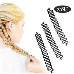 EYX Formula Fashion French Hair Braiding Tool Roller With Ma