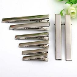 Gift Metal  Duckbill Clip Hairpin  Alligator Hair Clips Croc