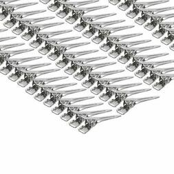 hair clips 100 pack duckbill clips professional
