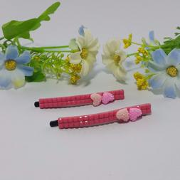 Hair Clips Mouth Professional Hairdressing Salon Hairpins Ha