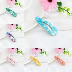 Headbands Hair Accessories Hairgrips Simple Hair Clips Barre