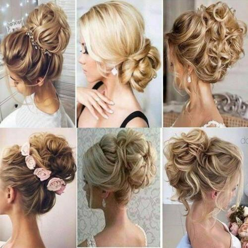 100% Wrap Hair in Ponytail Extensions