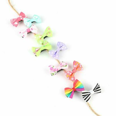 10pcs/set Clip Duckbill Hairpins Baby