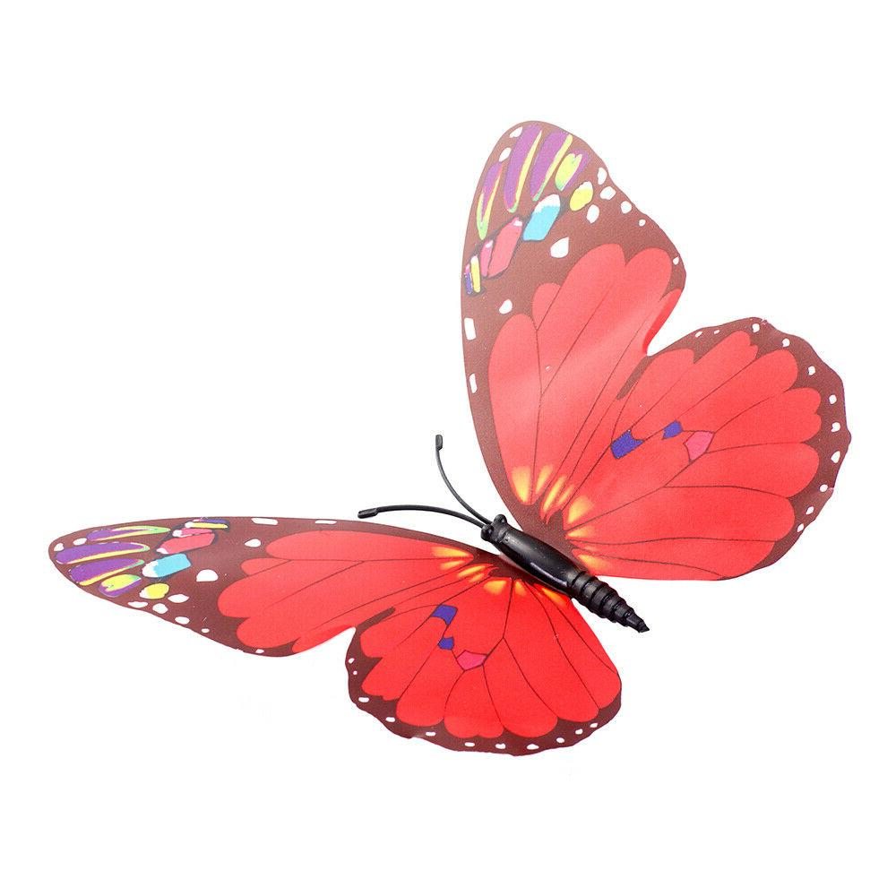 12PCS Butterfly Clips Hair Bridal