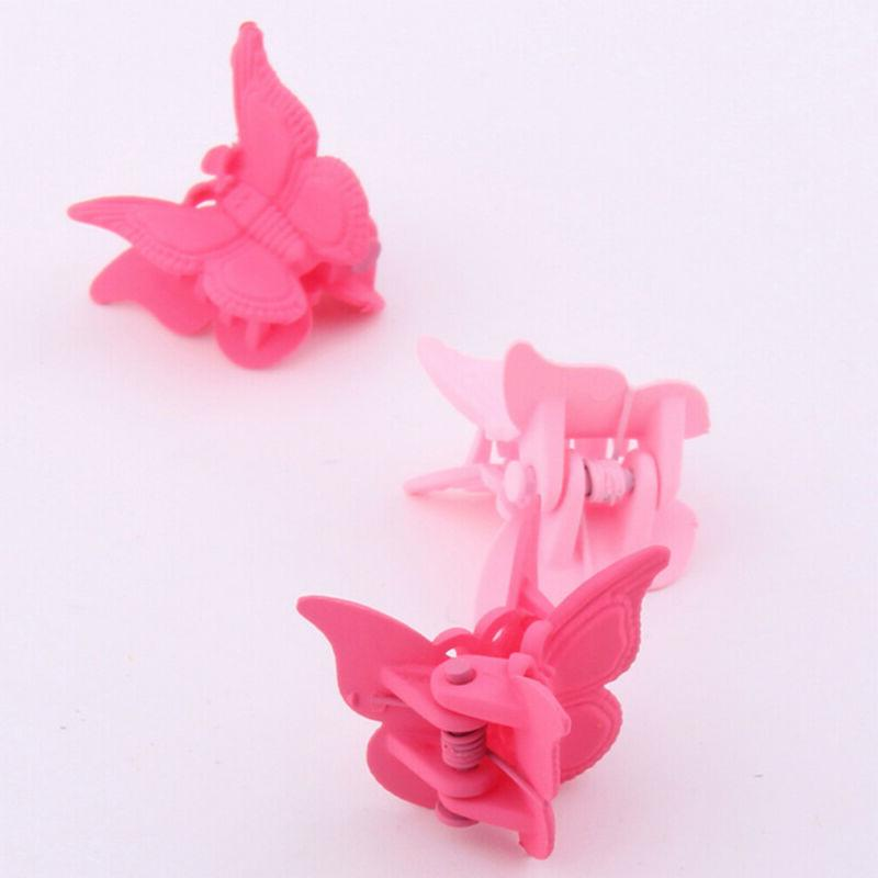 20/50/100X Butterfly Hair Barrettes Jaw Clip