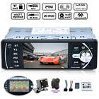 """4.1"""" Bluetooth Car In Dash Stereo Audio MP3 MP5 Player USB/T"""