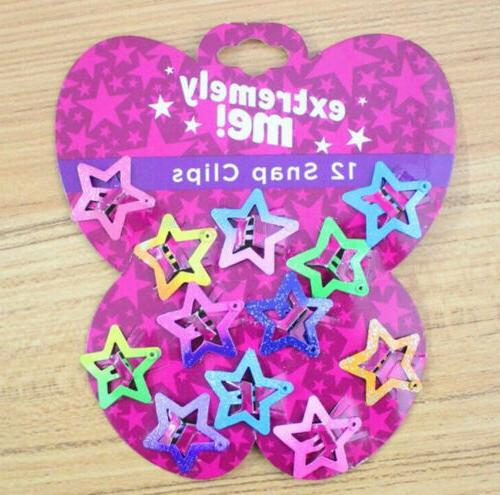 48 Pcs Butterfly Girls Baby Kids Accessories