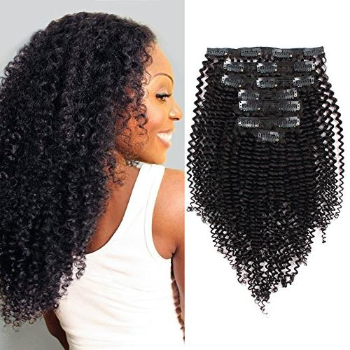 8a kinkys curly double weft