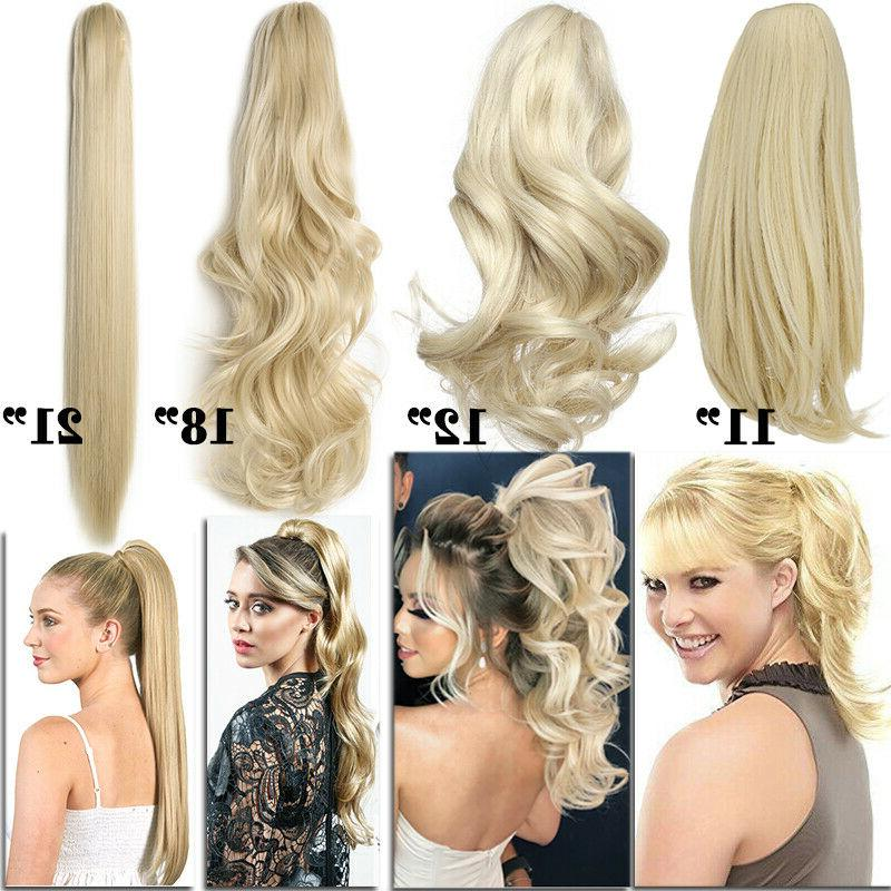 Any Hair On Clip Hair Extension Fake US