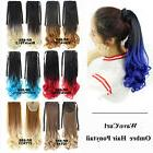 Bado Wave Ombre Synthetic Hair Ponytail Extension Drawstring