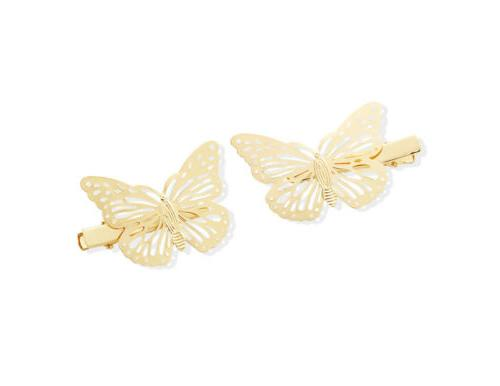 Butterfly Hair Clips Hairpins Bridal