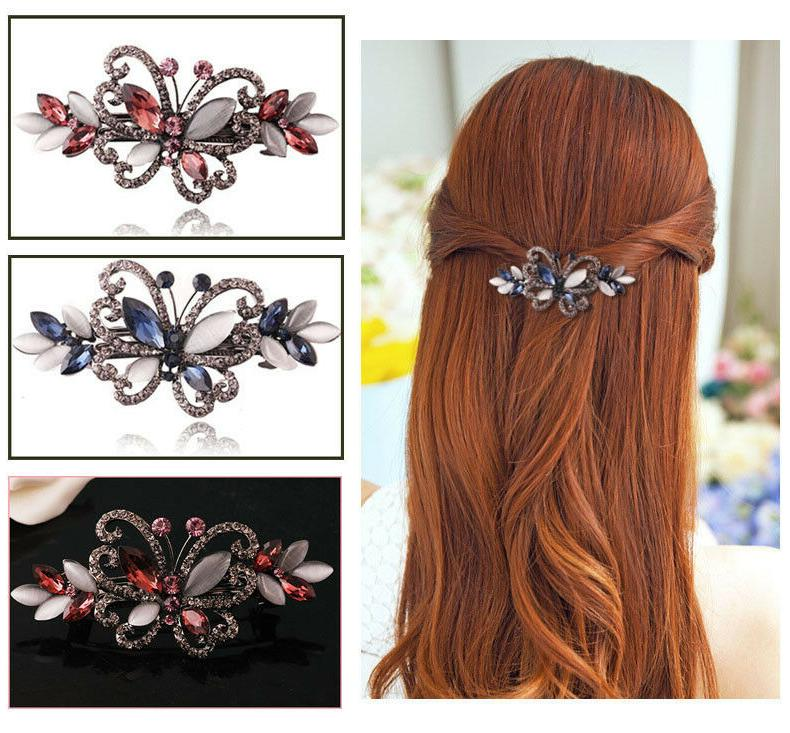 Classic Hairpin Clip Hair Accessories For
