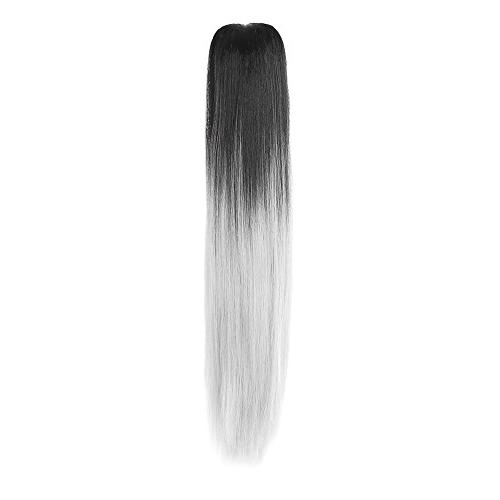 claw ombre two tone synthetic