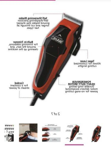 WAHL Trim® Hair Clipper Trimmer To WAHL Color Pro