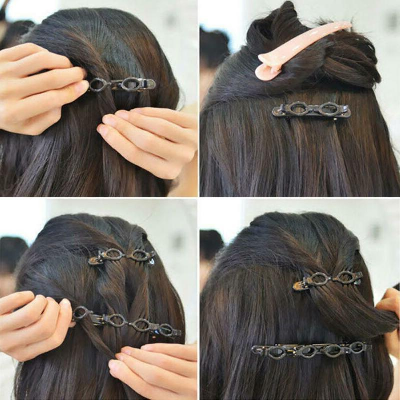 Double Bangs Hairstyle Hair Accessories