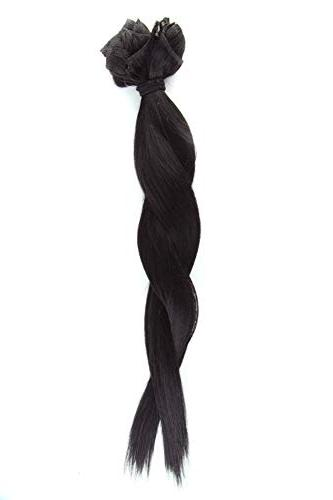 Double Weft Remy Human Hair in Extensions 14''-22'' Grade 7A Quality Head Long Soft 8pcs 18clips Women Beauty