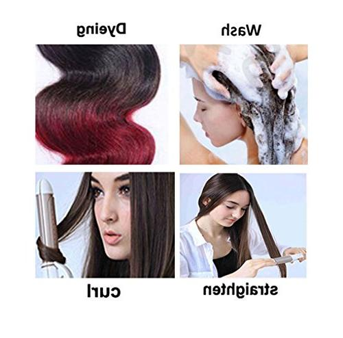 Double 100% Human Extensions 14''-22'' Grade Quality Head Thick Long Soft Silky Straight 8pcs 18clips Beauty