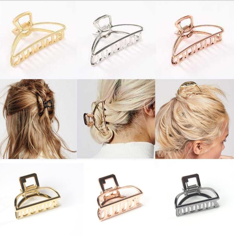Fashion Hair Accessories Metal Modern Clips