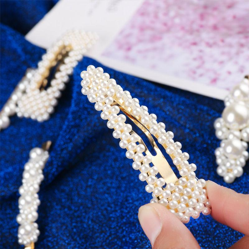 Hair Accessories Hair Pearl Headdress Jewelry