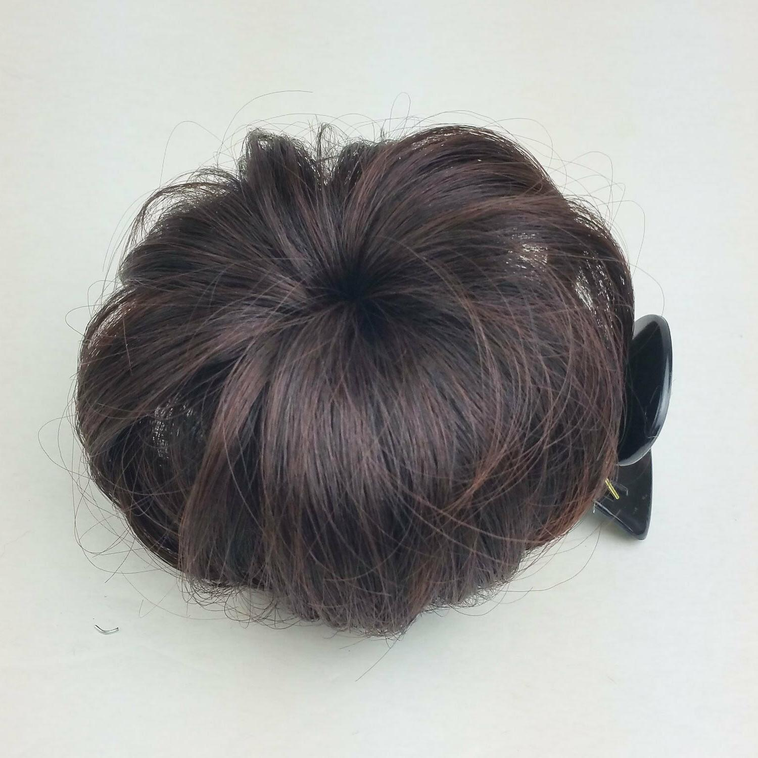 Hair Bun in Extension