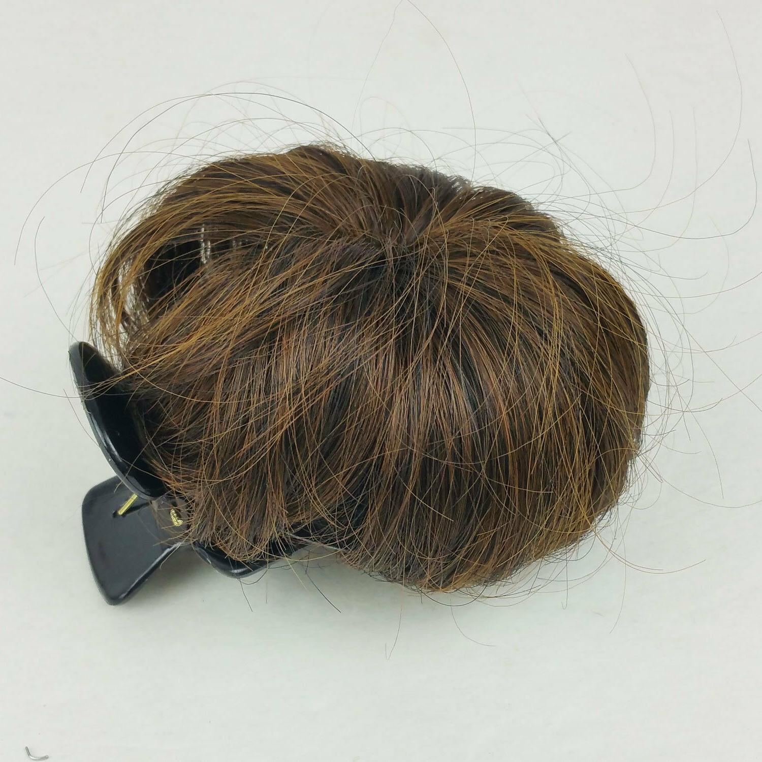 Hair Bun in Synthetic Extension Girl