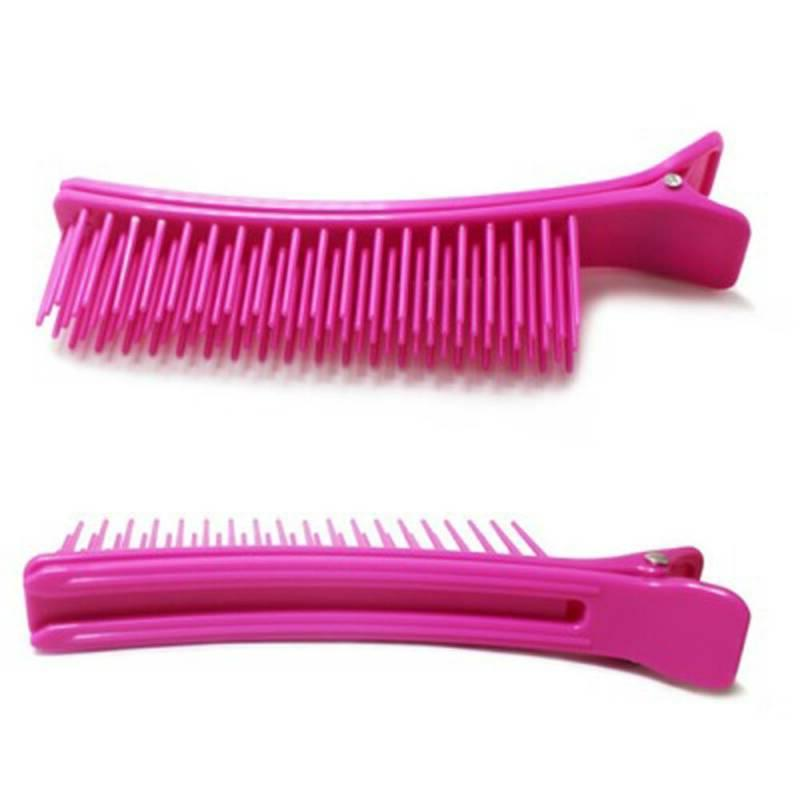 hair grip comb clips hairdressing sectioning clip