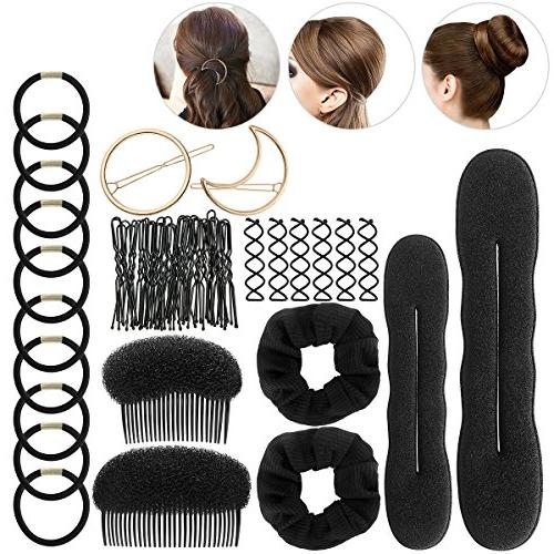 hair styling accessory kit