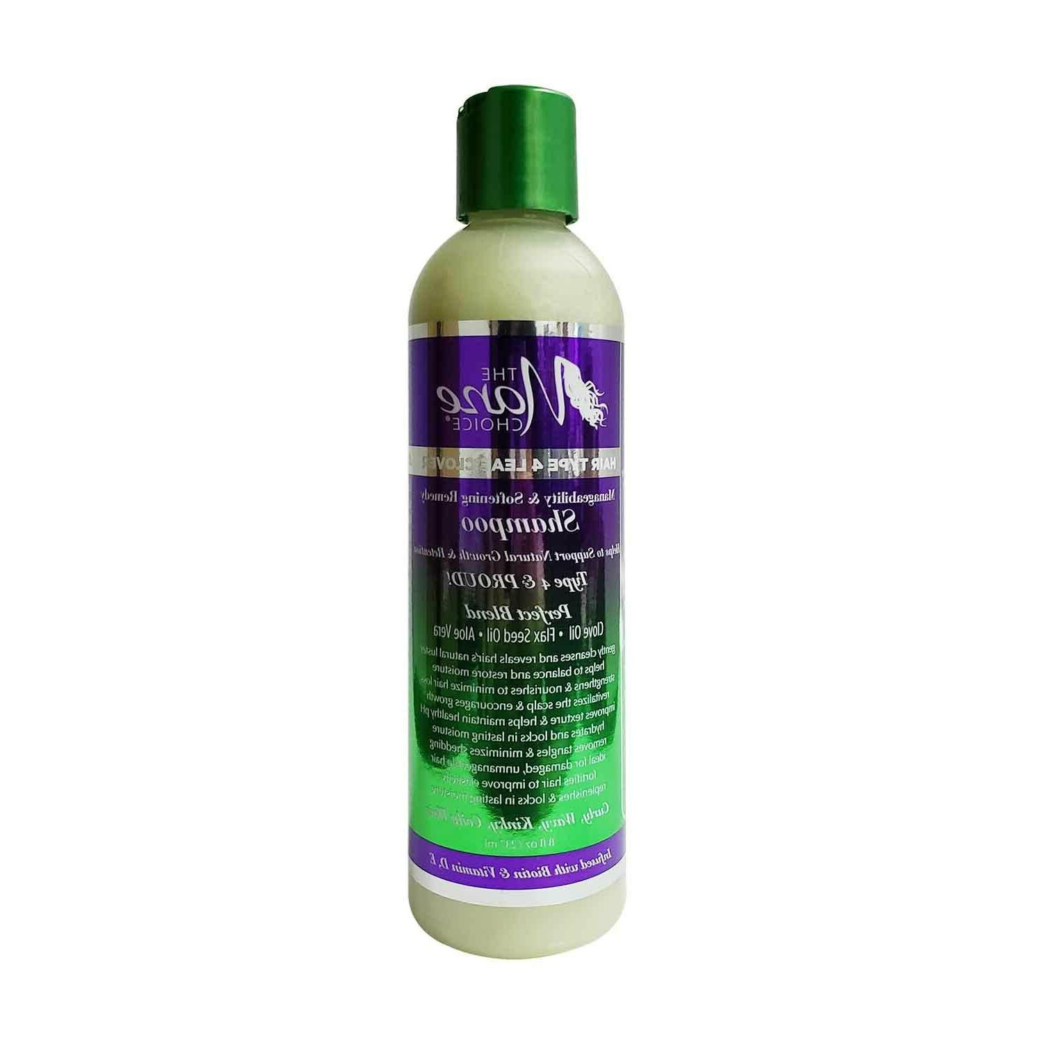 hair type 4 leaf clover shampoo 8