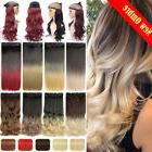 Hot One Piece Clip in Hair Extensions as Real Long Thick as