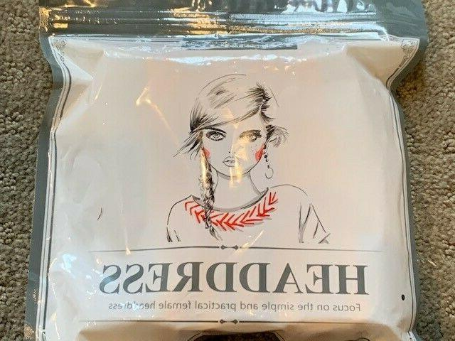 LONEEDY Pack Hair with Metal Curl with