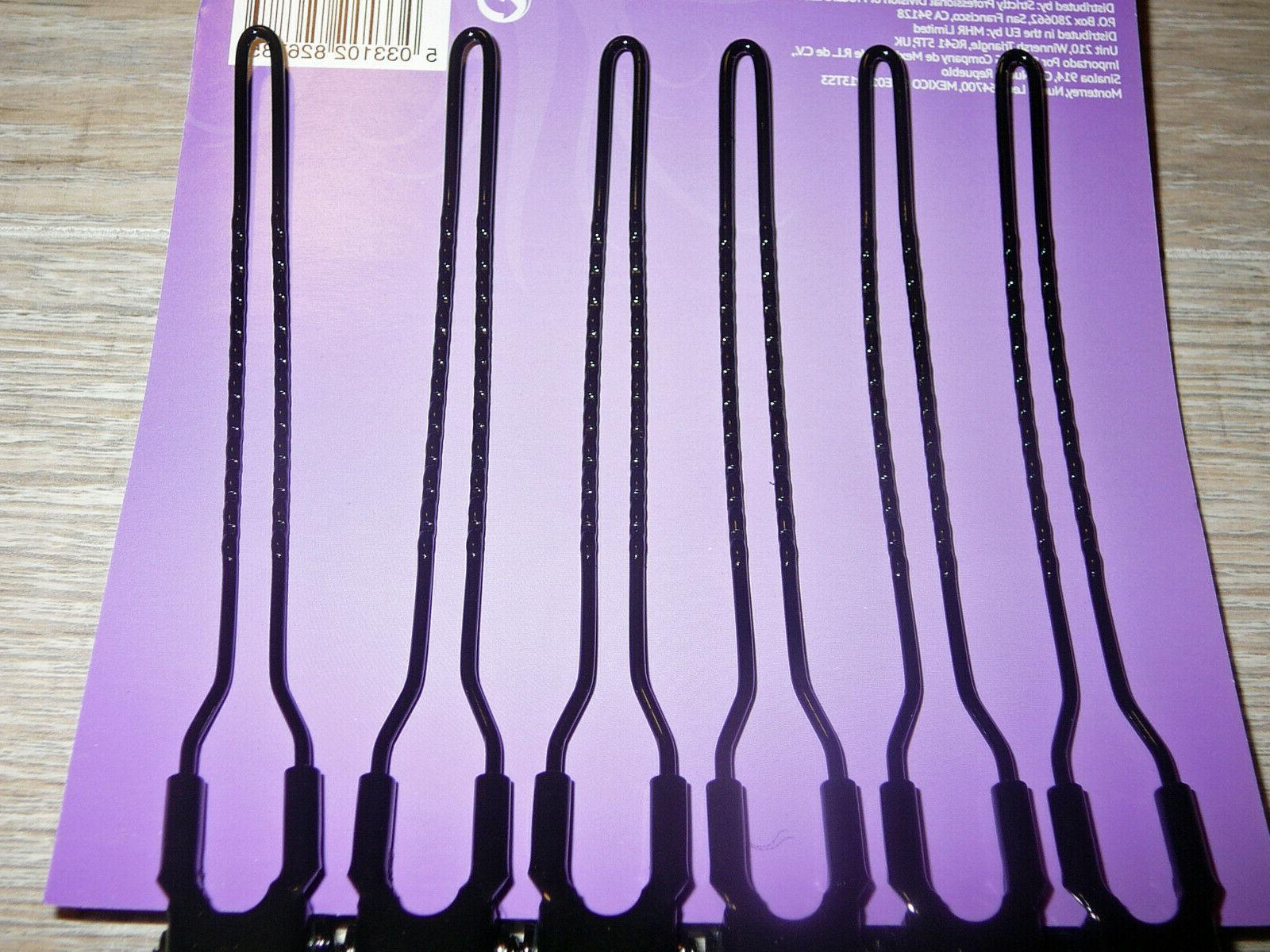 Lot Professional Extra Strength Control Clips Section