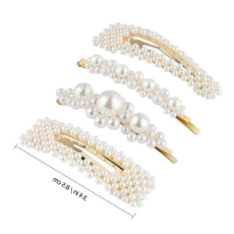 Luxury Clip Snap Hairpin Bobby Gift