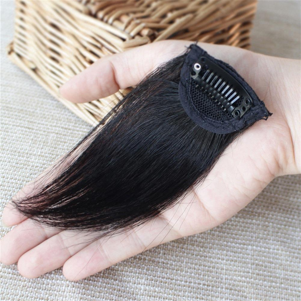 Men's Human Hair Hair Extension Cover Thin/Loss Hairpiece