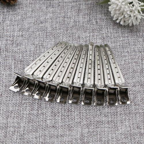 New Stainless Hairdressing Bill Clips