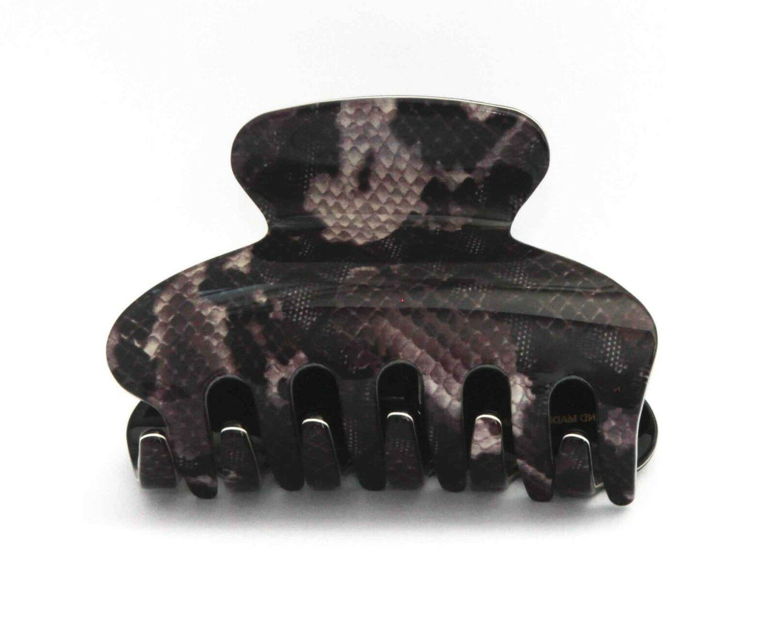 NEW French Hair Claws 3 Lace Tortoise Clips