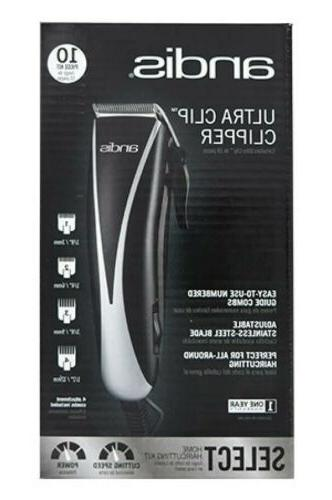 new in box ultra clip kit clippers