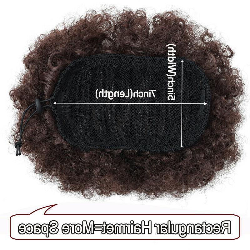REAL THICK Afro Kinky Curly Hair Clip In as