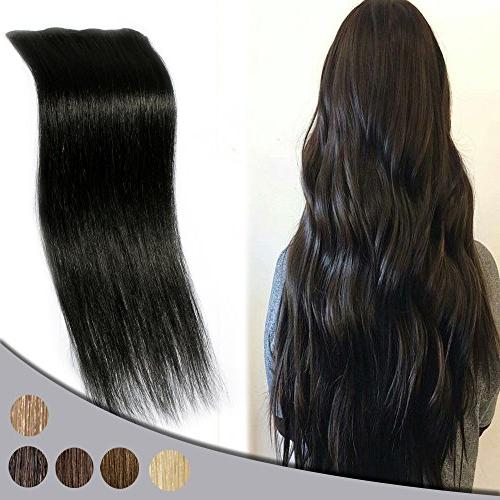 remy clip hair extensions real