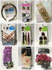 scunci hair bands clips ties barrettes