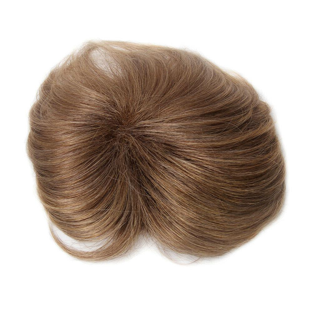 Toupee for Hair System with