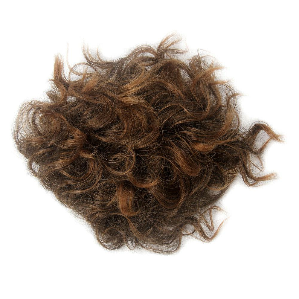Toupee Hair with Clip 6''x5''