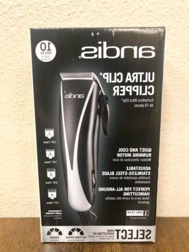 Andis Kit Clippers Hair Tool Machine