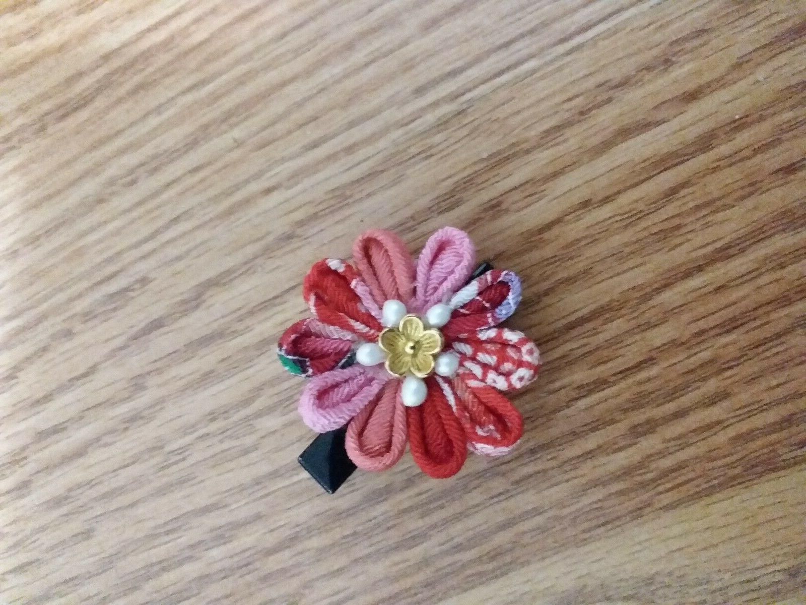 unique hair clips flower type new